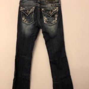 Miss Me Jeans girls boot size 12